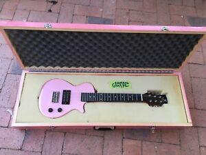 Child's guitar Pink