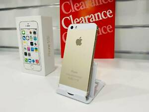 iPhone 5S - Gold, 32GB, Clearance Sale