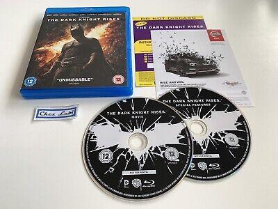 Batman The Dark Knight Rises (Nolan) - Film 2012 - Bluray -
