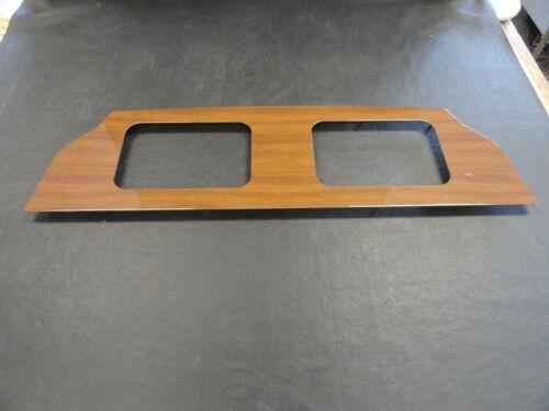 "COBALT 210-06176-F DASH PANEL ALUMINUM BROWN 38 3/4"" X 11""  MARINE BOAT"