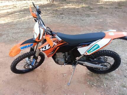 KTM 2009 530 EXC