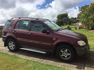 Mercedes ml320 Maryland Newcastle Area Preview