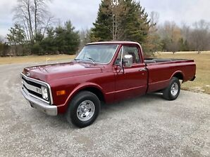 1969 Chevrolet C10 Pick Up Truck