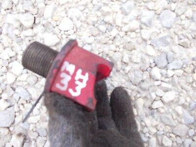 Massey Harris 33 Tractor Original Mh 33 Engine Motor Crank Crankshaft Start Nut
