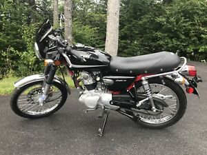REDUCED! SYM/Honda Wolf Classic 150- Like New Condition
