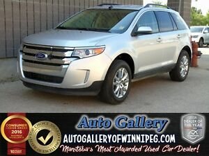 2014 Ford Edge SEL AWD *Nav