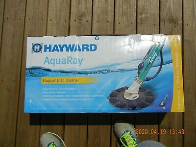 Hayward AquaRay Above Ground Automatic Swimming Pool Cleaner