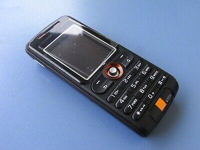 Sony Ericsson  Walkman W200i - Rhythmusschwarz (Ohne Simlock) Handy      wie neu, usado comprar usado  Enviando para Brazil