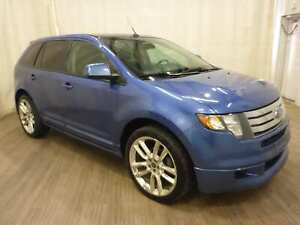 2010 Ford Edge Sport AWD No Accidents Leather Navigation