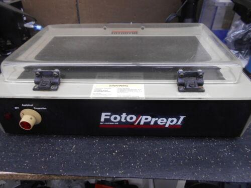 FOTODYNE INC. 3-3500 ANALYTICAL/ PREPARATIVE FOTO/PREPI UV TRANSILLUMINATOR