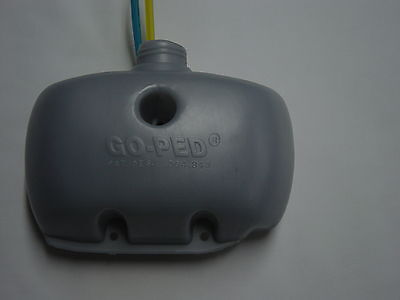New OEM Go-Ped GoPed 1 Liter Gas Tank w/11.5