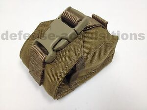 NEW-Eagle-Industries-MOLLE-II-Coyote-Grenade-Pouch-MC-FGC-1-MS-COY-USMC