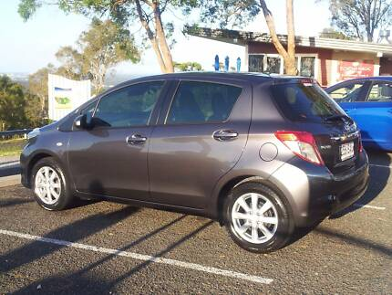 Late 2011 Toyota Yaris Hatchback - Perfect condition Mount Gravatt East Brisbane South East Preview