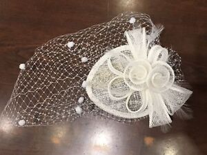 Brand new Feather fascinators for Royal wedding party from $25