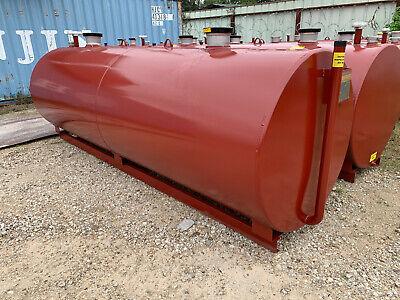 1000 Gallon Ul 142 Aboveground Double Wall Fuel Storage Tank