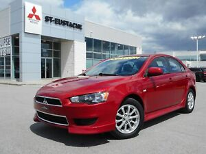 2014 Mitsubishi LANCER SPORTBACK SE **AUTOMATIQUE** BLUETOOTH**A