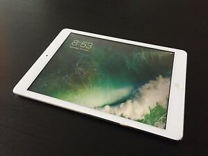 iPad Air WiFi 128GB Silver (2013, Oct) for sale Haymarket Inner Sydney Preview