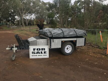 PMX Off Road Camper Trailer Busselton Busselton Area Preview