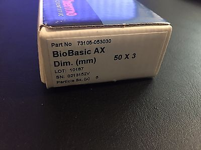 Thermo Fisher Scientific 73105 053030 Bio Basic Ax Analytical Hplc Column