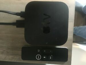 Apple tv 4 HD