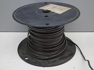 Apprx 150ft Roll Of Brown 2c Thermostat Wire 2c Redwhite