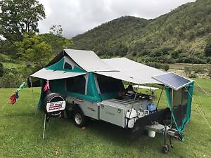 2009 Australian Off Road Campers Odyssey Signature Export McDowall Brisbane North West Preview