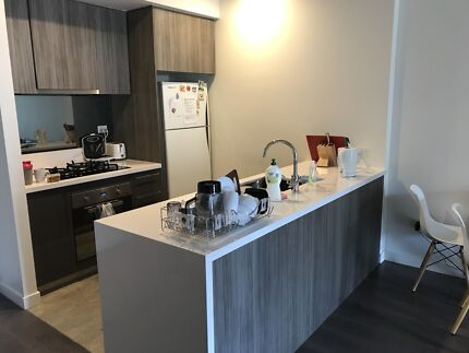 3 beds available in a brand new share apartment in Ultimo