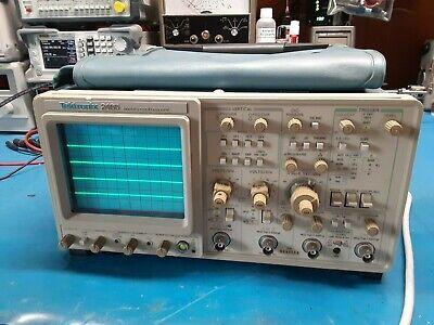 Tektronix 2465 300 Mhz Oscilloscope Refurbished