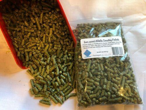 1 Lb. Alfalfa Timothy pellets