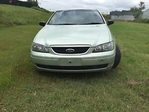 Ford falcon 2003.  174000  full logbook history Greenslopes Brisbane South West Preview