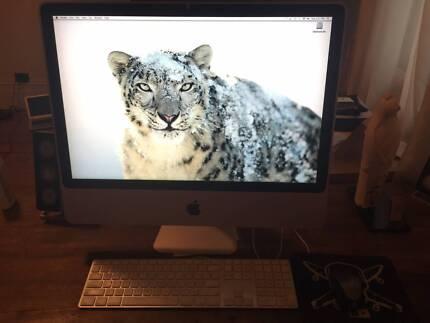 """Apple iMac 24"""" Early 2009, 500GB HD 4GB RAM 2.66GHz"""