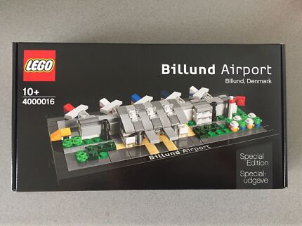 Lego Billund Airport (Lego Architecture)