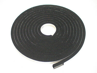 Zellkautschuk Moosgummi  Dämmband Dichtung 5m x8x8mm LBAW