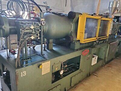 Nissei 250 Ton Injection Molding Machine