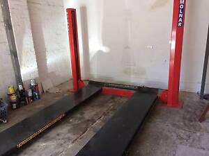Molnar 4 Post Hoist Glebe Inner Sydney Preview
