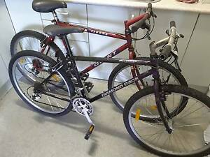 2 x mountain bikes giant, diamondback Eastlakes Botany Bay Area Preview