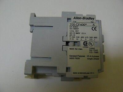 Allen-Bradley 700-CF-400 Contactor