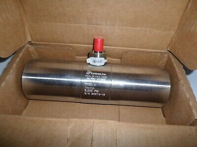 New In Box Turbines Inc Tm0200 Stainless Steel Turbine Meter 2 40-400 Gpm 83
