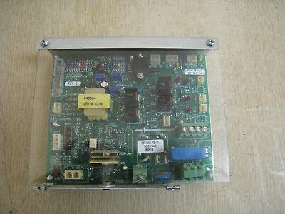 Pelton Crane Validator Plus 120v Assy 3321564 Rev 2 Autoclave Driver Board