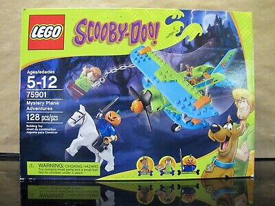 LEGO 75901 Scooby Doo Mystery Plane Adventures New in Sealed Box