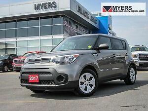 2017 Kia Soul LX, AUTO, BLUETOOTH, CRUISE, A/C *THE WORKS!!*