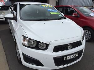 2011 Holden Barina Hatchback Automatic Taminda Tamworth City Preview