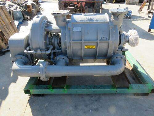 NASH VACUUM PUMP AT-2004 REBUILT