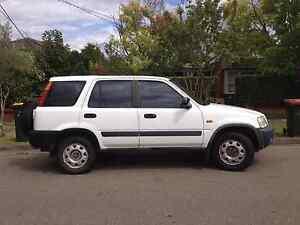 2001 Honda CR-V Denistone Ryde Area Preview