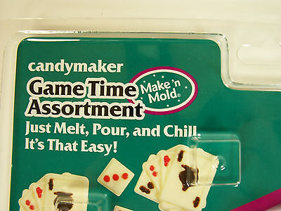 Candymaker Make 'n Mold Game Time Assortment-Make your own Candy!Crafts at - Candy Craft Game