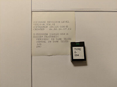 Veeder Root 330160-004 Tls-350 Sem 0-004 Isd Pmc 6 Month Warranty