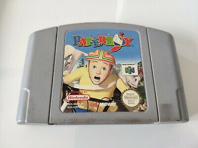PAPERBOY for the Nintendo 64 N64 cartridge only Free P&P