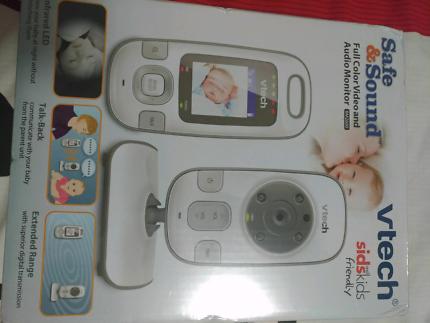 BABY MONITOR VIDEO&AUDIO