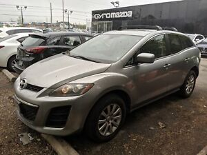 2010 Mazda CX-7 GX VEHICLE SOLD AS-IS! INQUIRE TODAY! CREDIT...