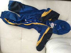 COLUMBIA 4T BOY used $40 & DIESEL 3/6 mth new $50 snowsuits